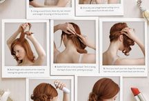 Hair Ideas / by Raechel McClune