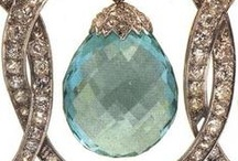 AQUAMARINE ARTISTRY / I'm mad for aquamarine jewelry. The blue/green of a good quality aquamarine is incrediibly beautiful. Peaceful as  the sky, captivating as the sea from which its name derives. At Divine Finds Jewelry, http://www.divinefinds.info, we have sold and continue to sell some of the loveliest and most artistic pieces of aquamarine jewelry we've discovered. We're sharing them here along with others we find on the net   that we wish were ours!