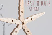 Sterne,last minute