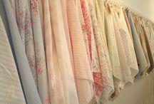 Fabrics / by Katherine Landers