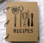 Design your own recipe book