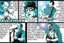 Ten Years of Barfly / Local cartoonist Wayne Bertsch has spent 10 years bringing NUVO readers his favorite hangouts and musicians with his weekly illustrated column Barfly. Here's a few of our favorites from 2013. / by NUVO Newsweekly