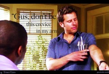Psych and other Fabulous Shows / by Janessa Bryant