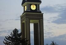 Around Campus / by Missouri Western Advising