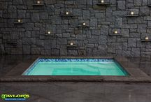 Taylor's Most Recent Projets / Taylor's Backyard Center specializes in pools, spas, barbeques and other luxury backyard items. The photos featured here are our most recent projects. Please visit us at www.taylorindustries.com if you like what you see!  Please do not remove watermark.
