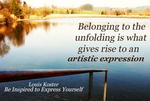Be Inspired to Express Yourself!