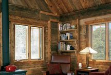 Ideas for my writing cabin