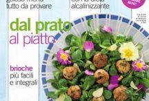 Un assaggio del numero di aprile 2016 / Tema centrale del numero di aprile è la quinoa, con le sue tante luci e qualche ombra. Ma la vera protagonista del mese è la primavera, con le erbe spontanee, come ortica, tarassaco, i fiori di calendula...