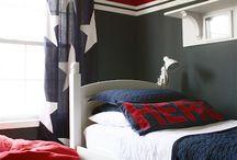 Connor's bedroom / Captain America / Avengers