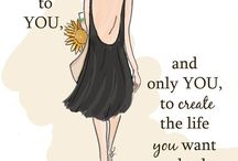 Heather Stillufsen / I love the drawings of Heather Stillufsen and the inspirational quotes on them