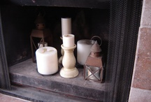 Fireplaces / by Lizzie
