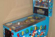 Pinball Mario bross