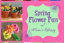 Frühling-Blumen