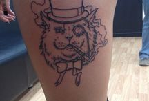 Tattoos & Piercings / My tattoos, ones I love, tattoo ideas, and piercings I love / by Mary Beall