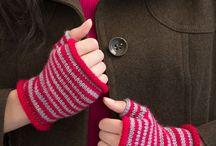 Mitts, Gloves, Wristwarmers, Mittens