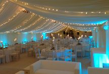 New Wedding Lights / Lights that we have recently purchased for inside the marquee's! They make it look amazing, what a beautiful finishing touch! http://www.marqueemarvel.ie