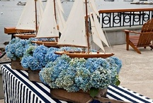 Sailboat Themed Wedding