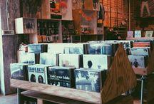 vinyl shop