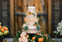 GLL WEDDING CAKES / Beautiful and unique wedding cakes chosen by Grace Loves Lace / by GRACE LOVES LACE