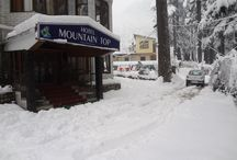 Mountaintop Hotel / Hotel In Manali