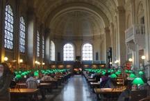 Mi biblioteca preferida / Compartid vuestra biblioteca preferida, ese lugar que sólo reafirma vuestro amor a los libros. En Instagram con el hashtag #mibibliotecapreferida. Si quieres pinear en el tablero, mándame una petición a diariodeunaescritora@nereanieto.com