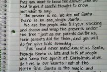 Santa Letter / by Judi King