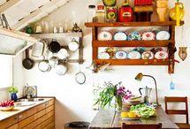 Kitchen / by Leen Meylemans