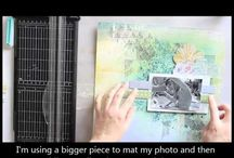 scrapbooking tutorials