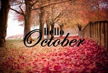 hello, OCTOBER :) / by Jessica Linkous