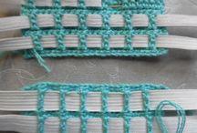 Пояс к юбкам  вязание