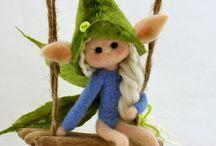 Elfy, Wróżki