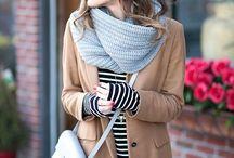 Paris winter fashion