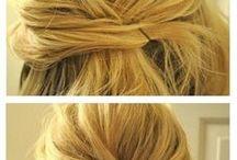 Włosy do ramion