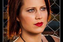 Bobbie knight makeup artistry  / Makeup work done by Bobbie Knight