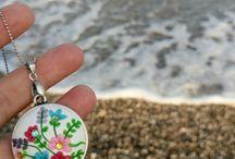 Polymerclayjewelery / Polymerclay jewelery , #polymerclay #clay #polymerclayjewelery #necklace #earing #ring #handmade #