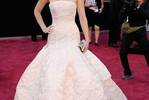 Celebrity Gowns