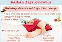 Restless Leg Syndrome - Huzursuz Bacak Sendromu