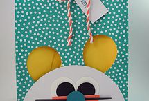 Paper Pumpkin ideas / by Creatin' With Kirsteen: Kirsteen Gill Independent Stampin' Up! Demonstrator
