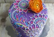 bolos com desenhos