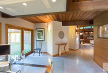 """New Moon Rising / To update Architect Fred Hollingsworth's heritage listed """"Moon Residence"""" for its current owner, while staying true to the home's original design. http://www.synthesisdesign.ca/featured-projects1/new-moon-rising"""