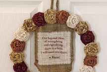 Craft Ideas / by Bonnie Proper Yager
