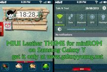 Themes / by Ultimate Resource for your Samsung Galaxy device | ROMs, MODs, TWEAKs www.GalaxYYounG.Net
