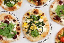 Pizza Ideas (Vegan)