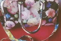 Torba w kwiaty