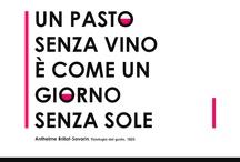 Aforismi e citazioni sul mondo del vino