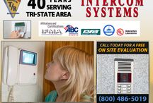 Intercom Installation NJ / The installation team at T&R is fully-equipped to handle all your intercom needs. For more information on intercom installation in NJ, call T&R today at: 1-800-486-5019.