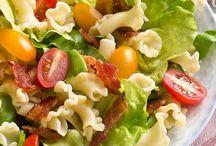 Recipes ~ super salads