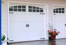 Garage Door Repair / Our certified, garage door technicians are trained and ready to tend your entire garage door needs with their trademark smile and friendly attitude.