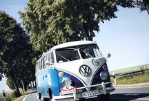 Caravanas Volkswagen / Hippie