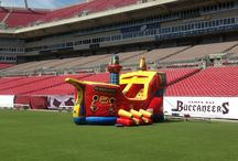 Bounce Houses & Inflatable Games